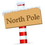 NorthPoleSign